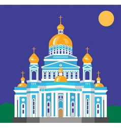 Cathedral ushakov vector