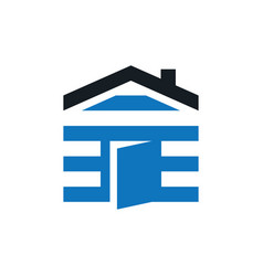 Home housing business logo vector