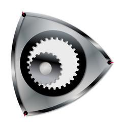 Rotary engine rotar vector