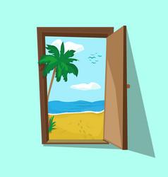 travel motivating vector image