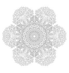 zentangle background wallpaper texture pattern vector image