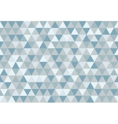 Retro Triangle Pattern The First Raindrop vector