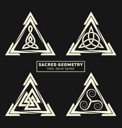 Sacred geometry 0034 vector