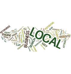 local seo tips don t ignore the gems in your own vector image