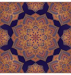 Abstract pattern of mandalas vector