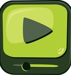 Media Icon vector
