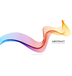 Abstract background spectrum wave vector