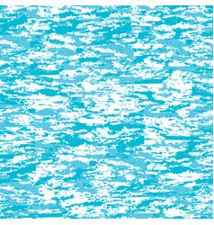Background of blue brushstrokes vector