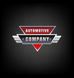 Car auto automotive logo template automotive vector