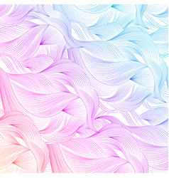 abstract cartoon color background wallpaper vector image