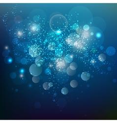 Blue backdrop vector