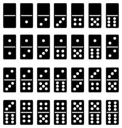 Domino vector