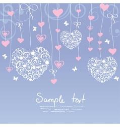 Heart love vector