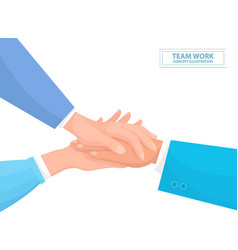 shaking hands business with symbol vector image