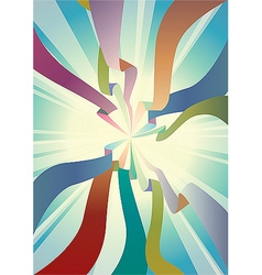 abstract 08 vector image vector image