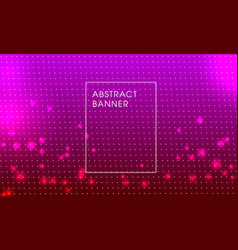 Abstract party background design vector