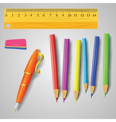 Office tools vector