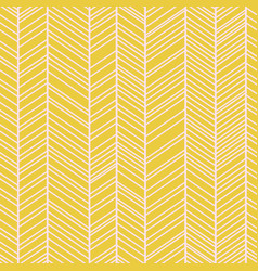 seamless pattern brushpen vector image