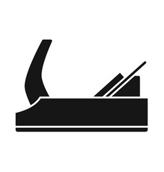 Jointer and tool icon vector