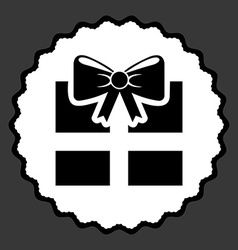 gift design vector image