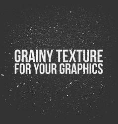 grainy texture for your graphics vector image vector image