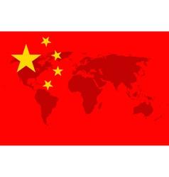 Great China vector image