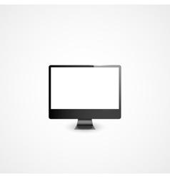 Computer Display vector image