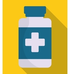 Medical care icon image vector