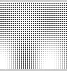 abstract black background with white polka dots vector image
