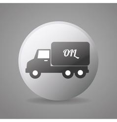 Oil vehicle transport vector