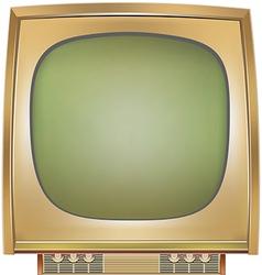 Retro tv2 vector image