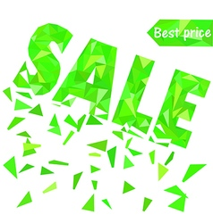 Sale poly4 vector
