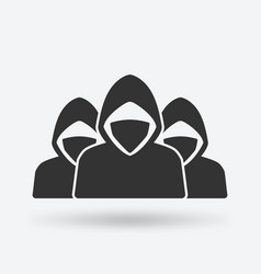 Army anonymous concept vector