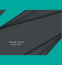 bright modern frame vector image