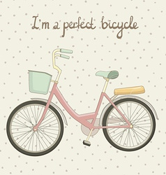 ByciclePink1 vector