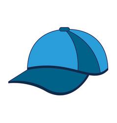 hat cap wear vector image