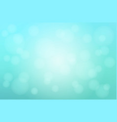pale turquoise green blurred background with vector image