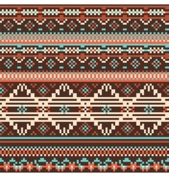 Geometry tribal pattern vector