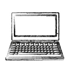 laptop computer device technology wireless vector image
