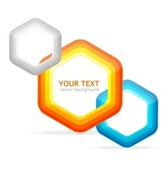 Geometry speech templates for text vector