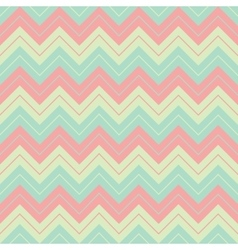Horizontal geometric soft pastel colors broken vector