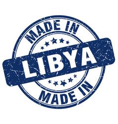 Made in libya vector