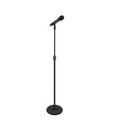 microphone mic vector image