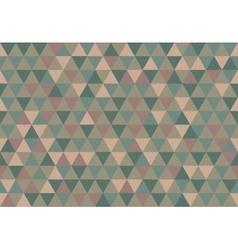 Retro triangle pattern triangle pattern vector