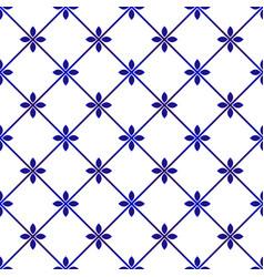 ceramic pattern background vector image