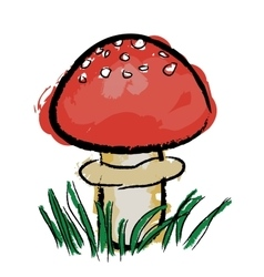 Toadstool vector