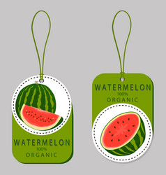 Whole ripe red fruit vector