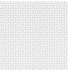 herringbone parquet pattern seamless vector image vector image