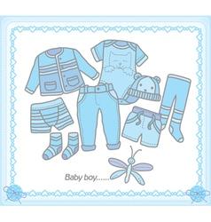 Baboy clothes vector