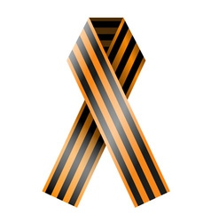 Victory Day Ribbon vector image